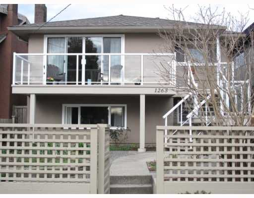 Main Photo: 1265 E 29TH Avenue in Vancouver: Knight House for sale (Vancouver East)  : MLS®# V806020