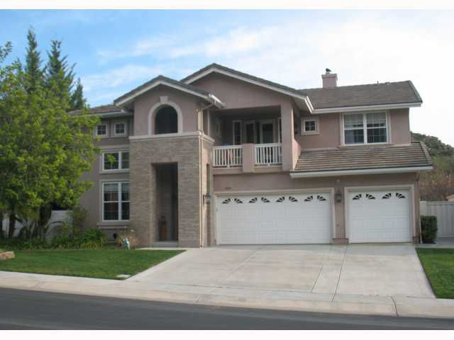 Main Photo: EAST ESCONDIDO House for sale : 4 bedrooms : 3249 Rosewood in Escondido