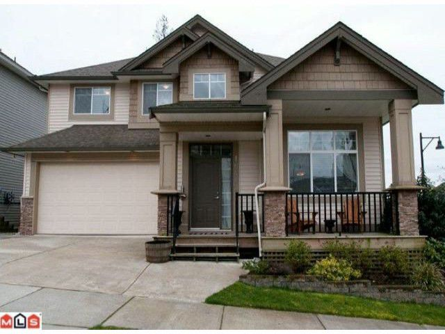 Main Photo: 16402 59A Avenue in Surrey: Cloverdale BC House for sale (Cloverdale)  : MLS®# F1009573