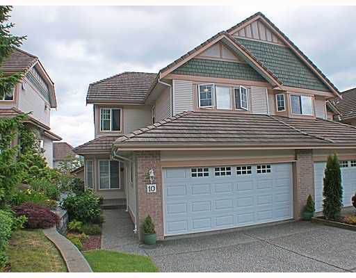 "Main Photo: 10 1751 PADDOCK Drive in Coquitlam: Westwood Plateau Townhouse for sale in ""WORTHING GREEN"" : MLS®# V773083"