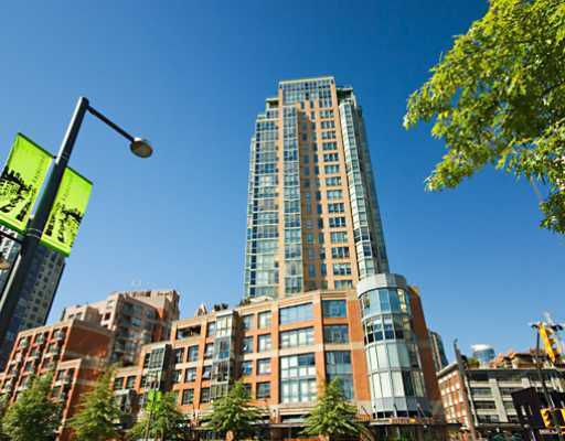 """Main Photo: 606 212 DAVIE Street in Vancouver: Downtown VW Condo for sale in """"PARKVIEW GARDENS"""" (Vancouver West)  : MLS®# V788784"""