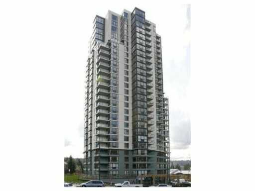 "Main Photo: 1301 288 UNGLESS Way in Port Moody: North Shore Pt Moody Condo for sale in ""THE CRESCENDO"" : MLS®# V825617"