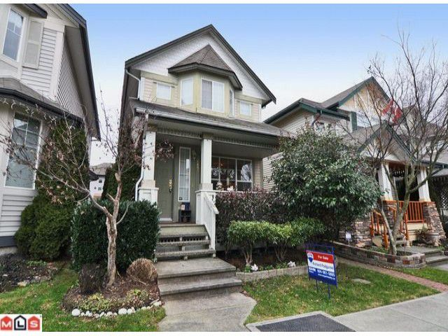 """Main Photo: 6657 185TH Street in Surrey: Cloverdale BC House for sale in """"CLOVER VALLEY STATION"""" (Cloverdale)  : MLS®# F1026362"""