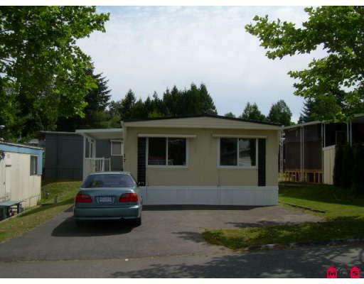 """Main Photo: 17 8220 KING GEORGE Highway in Surrey: East Newton Manufactured Home for sale in """"CRESTWAY BAYS"""" : MLS®# F2910760"""