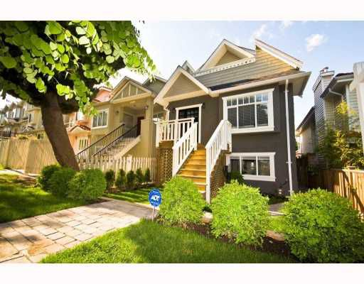 """Main Photo: 475 E 21ST Avenue in Vancouver: Fraser VE House for sale in """"SOUTH MAIN NEIGHBORHOOD"""" (Vancouver East)  : MLS®# V768702"""
