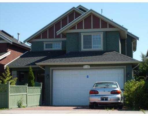 Main Photo: 4240 GARRY Street in Richmond: Steveston South House for sale : MLS®# V778685