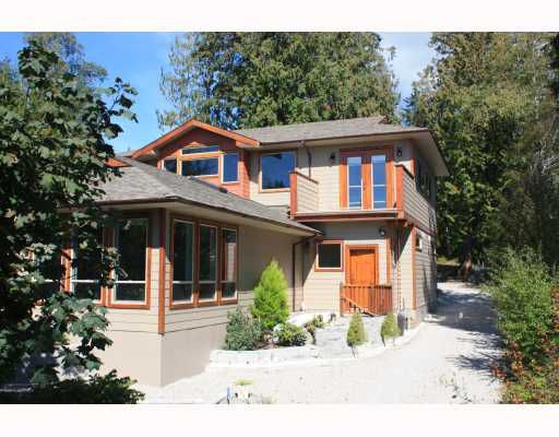 Main Photo: 6224 SUNSHINE COAST Highway in Sechelt: Sechelt District House for sale (Sunshine Coast)  : MLS®# V787565