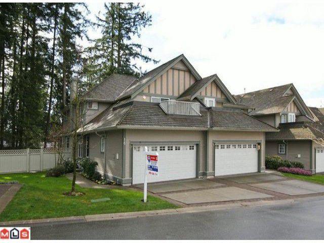 "Main Photo: 16 5811 122 Street in Surrey: Panorama Ridge Townhouse for sale in ""Lakebridge"" : MLS®# F1005861"