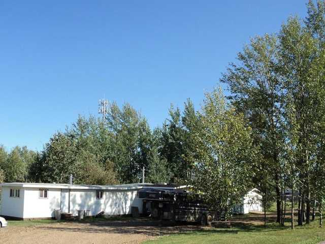 Main Photo: 4840 49TH Avenue in Fort Nelson: Fort Nelson -Town Manufactured Home for sale (Fort Nelson (Zone 64))  : MLS®# N199525