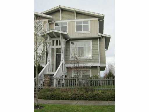 """Main Photo: 12 9333 SILLS Avenue in Richmond: McLennan North Townhouse for sale in """"JASMINE LANE"""" : MLS®# V860618"""