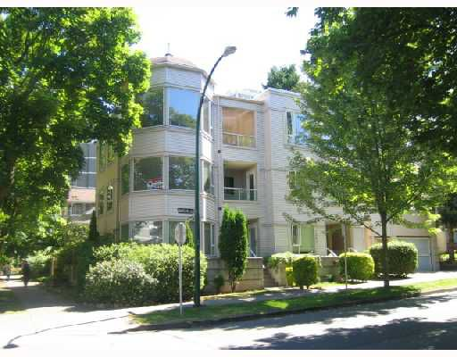 """Main Photo: 204 1595 BARCLAY Street in Vancouver: West End VW Condo for sale in """"SUNDIAL COURT."""" (Vancouver West)  : MLS®# V722483"""