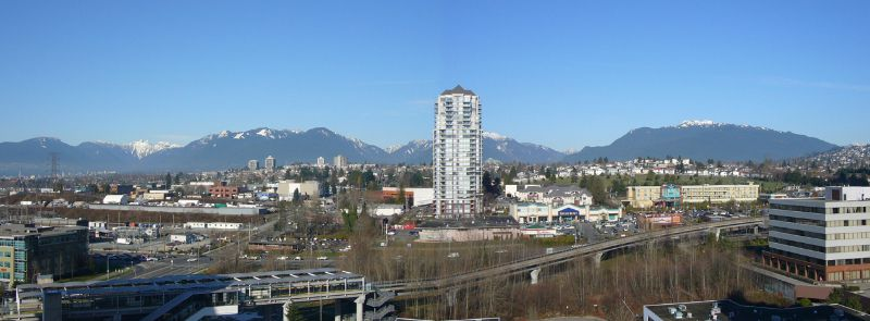 """Photo 9: Photos: 4178 DAWSON Street in Burnaby: Central BN Condo for sale in """"TANDEM"""" (Burnaby North)  : MLS®# V615715"""