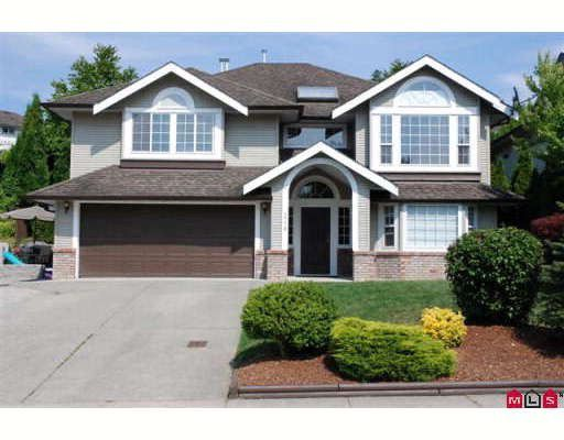 "Main Photo: 3778 LATIMER Street in Abbotsford: Abbotsford East House for sale in ""BATEMAN"" : MLS®# F2830577"