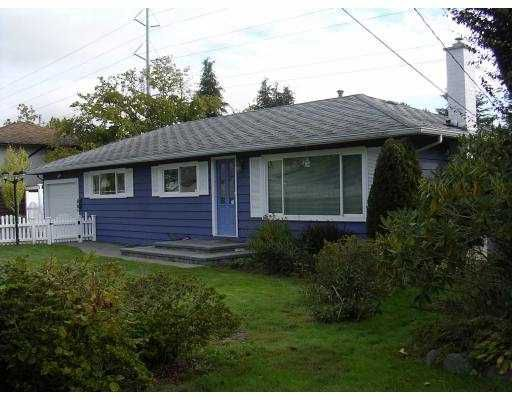 "Main Photo: 1084 53A Street in Tsawwassen: Tsawwassen Central House for sale in ""TSAWWASSEN HEIGHTS"" : MLS®# V789669"