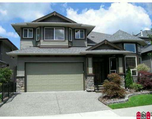 """Main Photo: 21683 90A Avenue in Langley: Walnut Grove House for sale in """"Madison Park"""" : MLS®# F1002997"""