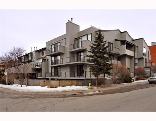 Main Photo: 302 1732 9A Street SW in CALGARY: Lower Mount Royal Condo for sale (Calgary)  : MLS®# C3414606