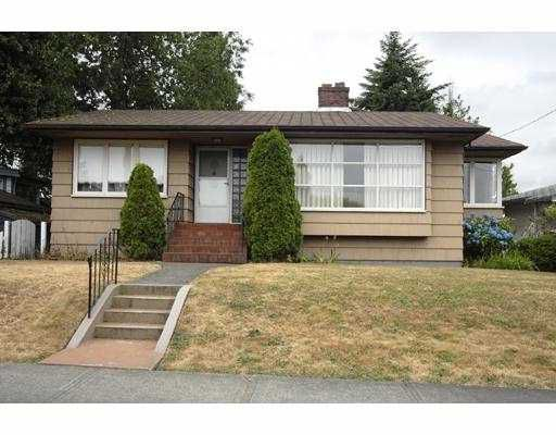 Main Photo: 3120 IVANHOE Street in Vancouver: Collingwood VE House for sale (Vancouver East)  : MLS®# V726526