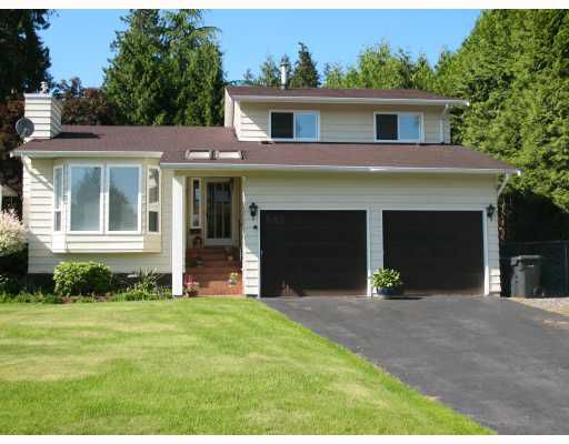 Main Photo: 903 HUBER Drive in Port_Coquitlam: Oxford Heights House for sale (Port Coquitlam)  : MLS®# V768492