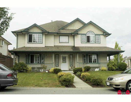 Main Photo: 3635 HOMESTEAD in Abbotsford: Abbotsford West House for sale : MLS®# F2915511