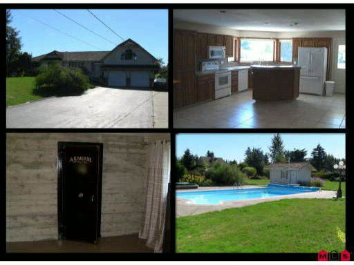 """Main Photo: 24660 53RD Avenue in Langley: Salmon River House for sale in """"Strawberry Hills"""" : MLS®# F2923240"""