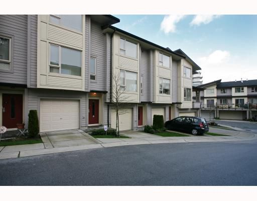 """Main Photo: 10 9229 UNIVERSITY Crescent in Burnaby: Simon Fraser Univer. Townhouse for sale in """"SERENITY"""" (Burnaby North)  : MLS®# V810035"""