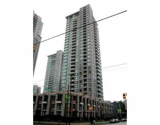 """Main Photo: 101 928 HOMER Street in Vancouver: Downtown VW Condo for sale in """"YALETOWN PARK 1"""" (Vancouver West)  : MLS®# V740363"""