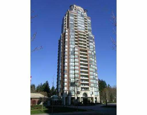 """Main Photo: 805 6837 STATION HILL Drive in Burnaby: South Slope Condo for sale in """"THE CLARIDGES"""" (Burnaby South)  : MLS®# V744904"""