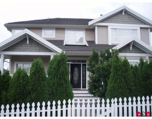 """Main Photo: 18267 64TH Avenue in Surrey: Cloverdale BC House for sale in """"CLAYTON RIDGE"""" (Cloverdale)  : MLS®# F2913743"""