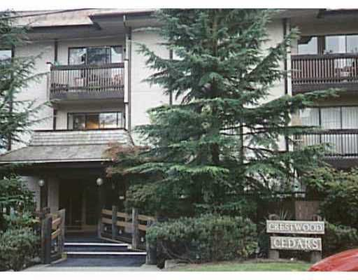"""Main Photo: 103 330 CEDAR Street in New_Westminster: Sapperton Condo for sale in """"CRESTWOOD CEDARS"""" (New Westminster)  : MLS®# V773879"""