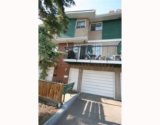 Main Photo: 21 643 4 Avenue NE in CALGARY: Bridgeland Townhouse for sale (Calgary)  : MLS®# C3388435