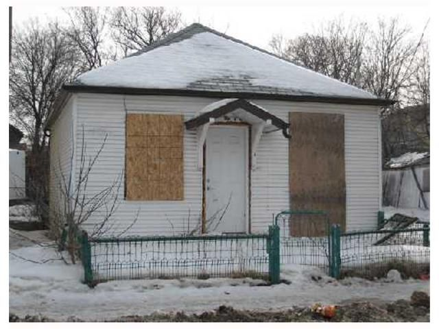 Main Photo: 418 ALEXANDER Avenue in WINNIPEG: Central Winnipeg Residential for sale : MLS®# 2803845