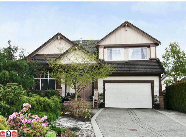 """Main Photo: 21072 86TH Avenue in Langley: Walnut Grove House for sale in """"MANOR PARK"""" : MLS®# F1009730"""
