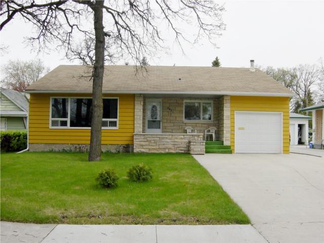 Main Photo: 442 Wallasey Street in WINNIPEG: St James Residential for sale (West Winnipeg)  : MLS®# 1008373