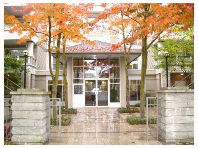 "Main Photo: 205 8880 JONES Road in Richmond: Brighouse South Condo for sale in ""REDONDA"" : MLS®# V834247"