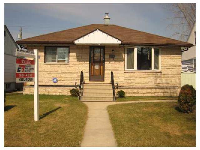 Main Photo: 502 RADFORD Street in WINNIPEG: North End Residential for sale (North West Winnipeg)  : MLS®# 2806275