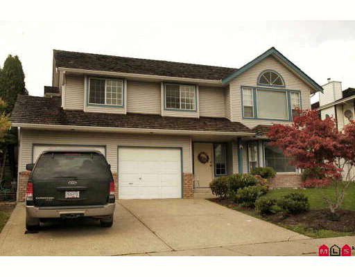 Main Photo: 31279 WAGNER Drive in Abbotsford: Abbotsford West House for sale : MLS®# F2827577