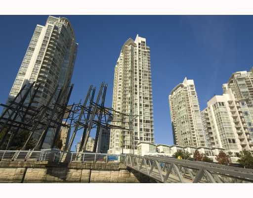 "Main Photo: 1602 1199 MARINASIDE Crescent in Vancouver: False Creek North Condo for sale in ""AQUARIUS 1"" (Vancouver West)  : MLS®# V740351"