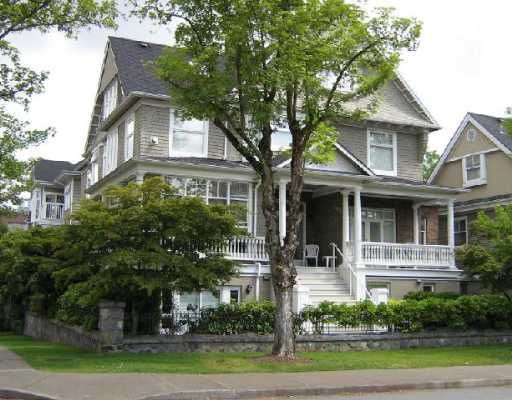 """Main Photo: 105 2588 ALDER Street in Vancouver: Fairview VW Condo for sale in """"BOLLERT PLACE"""" (Vancouver West)  : MLS®# V766148"""