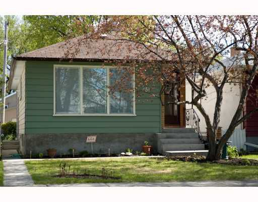 Main Photo: 451 GREENE Avenue in WINNIPEG: East Kildonan Residential for sale (North East Winnipeg)  : MLS®# 2909519