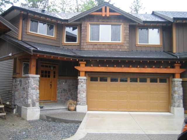 "Main Photo: 83 24185 106B Avenue in Maple Ridge: Albion House 1/2 Duplex for sale in ""TRAILS EDGE"" : MLS®# V817469"