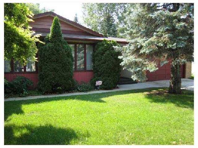 Main Photo: 98 BURGESS Avenue in WINNIPEG: Fort Garry / Whyte Ridge / St Norbert Residential for sale (South Winnipeg)  : MLS®# 2713010