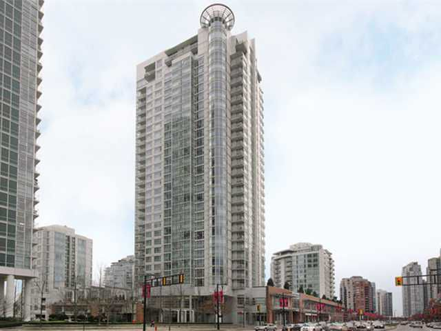 "Main Photo: 707 198 AQUARIUS MEWS in Vancouver: False Creek North Condo for sale in ""AQUARIUS II"" (Vancouver West)  : MLS®# V863596"