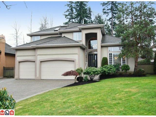 Main Photo: 13302 22A Avenue in Surrey: Elgin Chantrell House for sale (South Surrey White Rock)  : MLS®# F1102396
