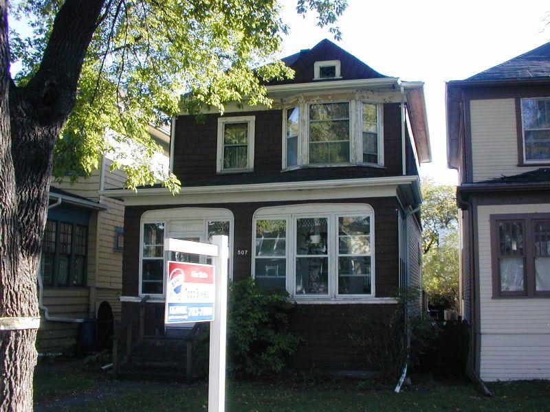 Main Photo: 507 Basswood Place/ Wolseley in Winnipeg: West End / Wolseley House/Single Family for sale (Wolseley)  : MLS®# 2515770