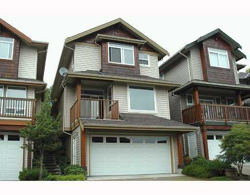 """Main Photo: 11 2381 ARGUE Street in Port_Coquitlam: Citadel PQ House for sale in """"THE BOARDWAK"""" (Port Coquitlam)  : MLS®# V773641"""