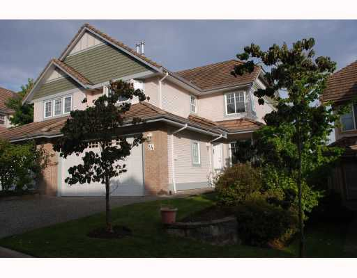 """Main Photo: 24 1751 PADDOCK Drive in Coquitlam: Westwood Plateau Townhouse for sale in """"WORTHING GREEN"""" : MLS®# V775478"""