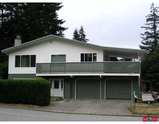 "Main Photo: 4653 197TH Street in Langley: Langley City House for sale in ""MASON HEIGHTS"" : MLS®# F2916893"