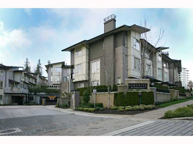 "Main Photo: 66 9229 UNIVERSITY Crescent in Burnaby: Simon Fraser Univer. Townhouse for sale in ""SERENITY"" (Burnaby North)  : MLS®# V815319"