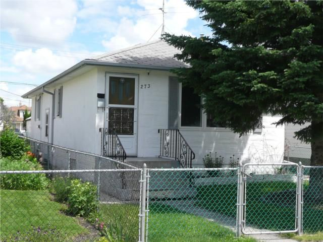 Main Photo: 273 BOWMAN Avenue in WINNIPEG: East Kildonan Residential for sale (North East Winnipeg)  : MLS®# 1011991