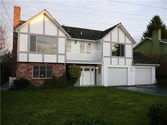 "Main Photo: 1650 53A Street in Tsawwassen: Cliff Drive House for sale in ""TSAWWASSEN HEIGHTS"" : MLS®# V867335"